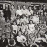 Søndagsskolen i Vrå holder 65 års jubilæum i 1954
