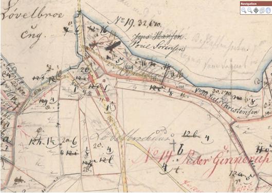 matrikelkort før 1864